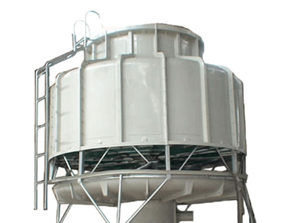 Cooling tower round